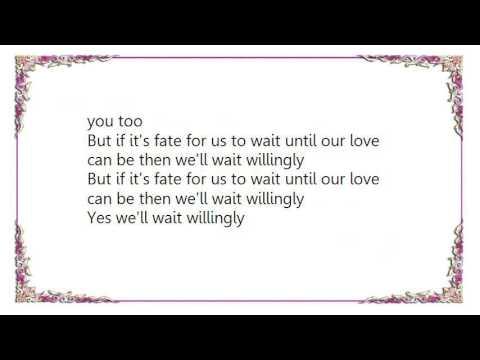 Jack Greene - Willingly Lyrics