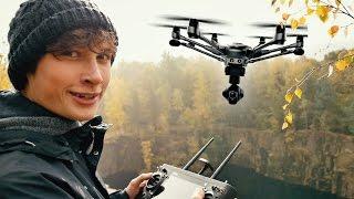 Die neue Drohne im Einsatz! - Roadtrip