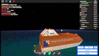 "Roblox: Pinewood Oil Platform, Oil ""Over-Pressure"""
