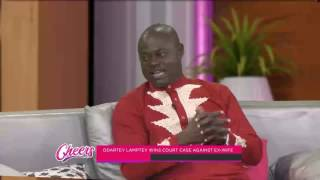 Odartey Lamptey reveals how he discovered three children with ex-wife were not his