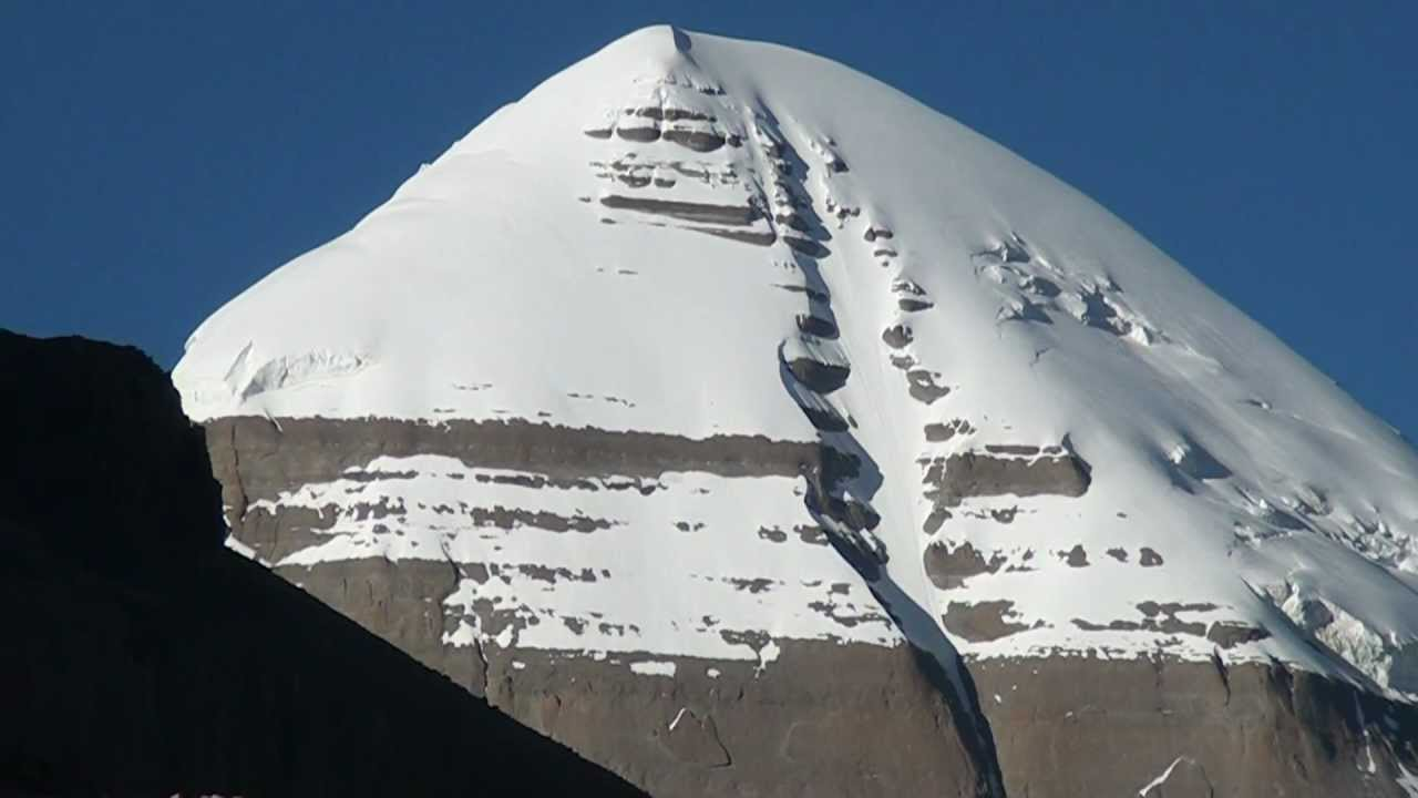 Inner Parikrama with close up view of Mt Kailash - YouTube  Inner Parikrama...