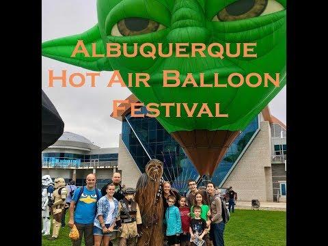 2017 Albuquerque Hot Air Balloon Festival