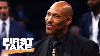 First Take reacts to LaVar Ball being called 'worst sports parent ever' | First Take | ESPN