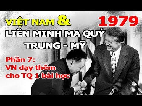 """600. (P7) Từ""""dạy cho Việt Nam bài học"""" đến """"thất bại toàn diện"""" của TQ"""