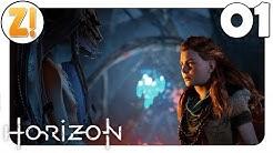 Horizon Zero Dawn: The Frozen Wilds - In die kalte Wildnis! #01 Let's Play [DEUTSCH]