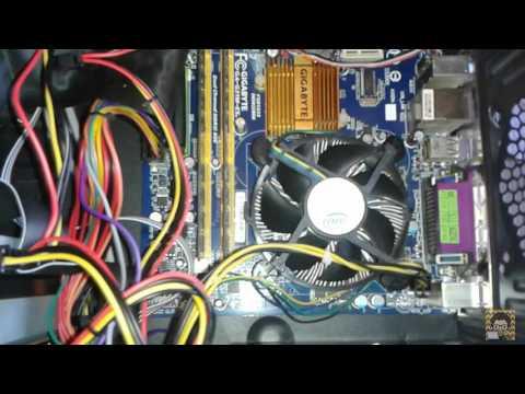 """¿Como actualizar un """"Pentium D"""" a un """"Core 2 Quad Q9400"""" ?"""