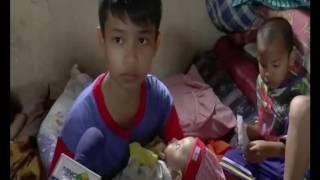 Revan, Bocah 5 SD yang Mengasuh 3 Adiknya Sendiri yang Masih Berusia 5 Bulan - BIS 13/03