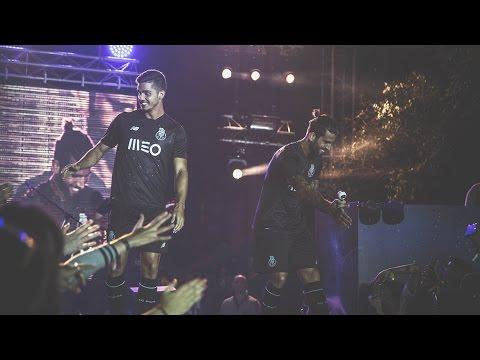 Andre Silva & Jose Sa Interviews | FC Porto NBfootball Kit Launch