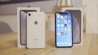 Apple iPhone Xr Unboxing und erster Eindruck mit Marvin!