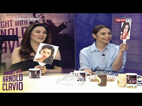 Tonight with Arnold Clavio: Sino ang mas malakas manampal kina Sunshine at Ryza?