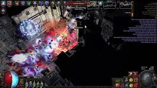 Path of Exile 3.8 Blight - Эндгейм Контент, бьем гвардов, глубокий дельв!