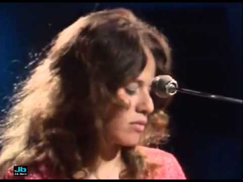 Carole King - (You Make Me Feel Like A) Natural Woman (In Concert - 1971)