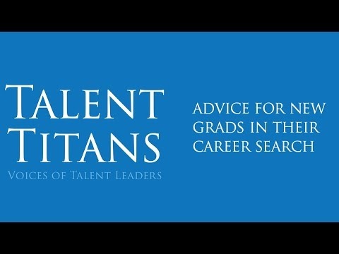Talent Titans #43 - New Grads, Uncertainty and Commitment