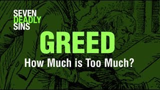 Greed: How must is too much? with Chris MacDonald