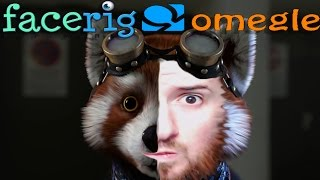 Omegle Trolling w/ Facerig! (Now with 100% Less Dicks!)