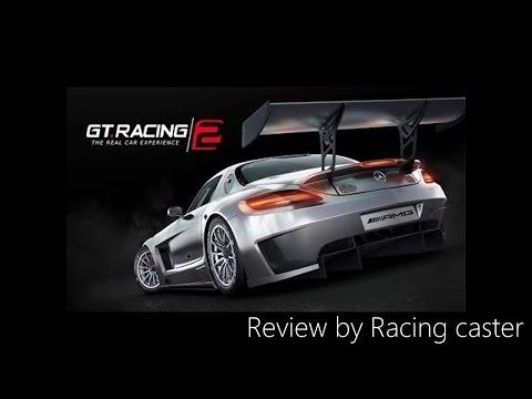 รีวิวเกม GT Racing 2 เกมรถแข่งแหกกฏแรง g
