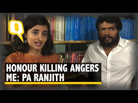 Director Pa Ranjith Talks Caste, Cinema and Gaana | The Quint