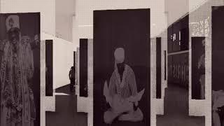 Exposição Gandhy por Cravo - Palacete das Artes - Salvador - Expografia