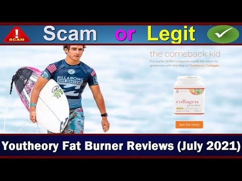 Youtheory Fat Burner Reviews (Aug 2021) – Find Out Is This Product Legit Or A Scam ? Watch This !  