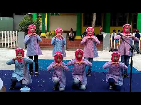 PERFORM ANAK ANAK SD PAUD - LAGU