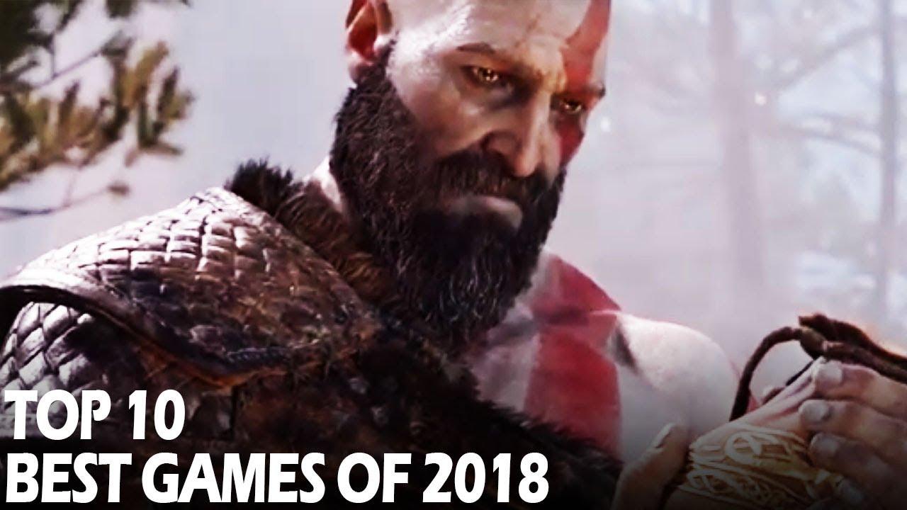 Top 10 Best Games of 2018