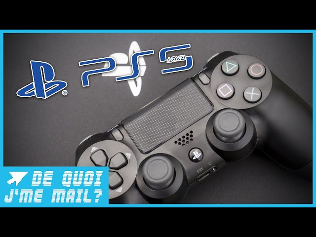 La future PS5 de Sony sera un monstre de puissance DQJMM (1/2)