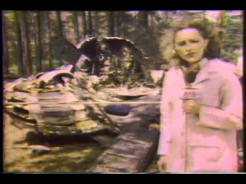 WHNT covers the Crash of Southern Airways 242 in 1977