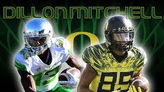 Dillon Mitchell 2017 Oregon WR Highlights || Hit Em