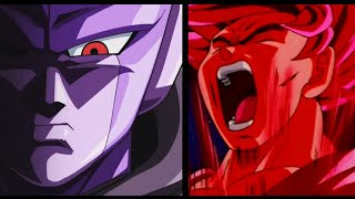 Dragon ball super - kaioken goku vs hit