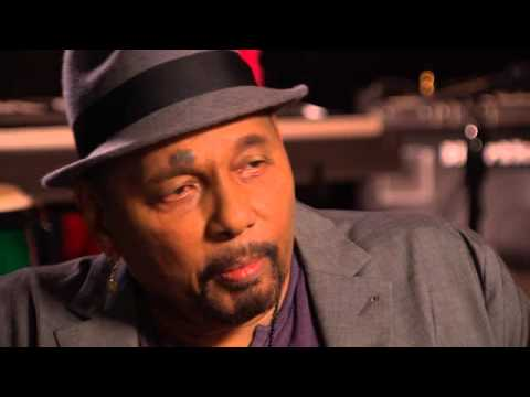 """Dan Rather's """"AaronNeville: The Big Interview"""" Promo for April 28, 2014"""