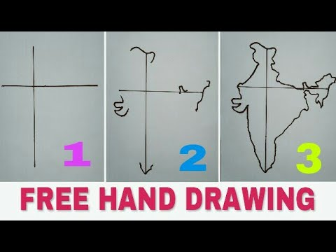Download How To Draw Indian Map Step By Step Easy Draw Mp3 3gp Mp4