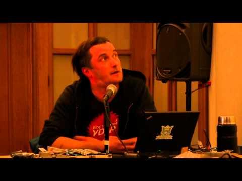 Artist Talk: Julian Oliver and Danja Vasiliev