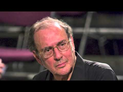Harold Pinter reads THE 2ND COMING