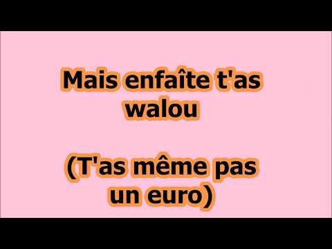 Lyrics Keblack Na Walou