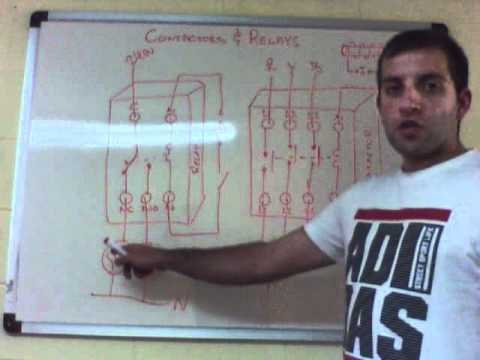hqdefault Overload Relay Wiring Diagram on