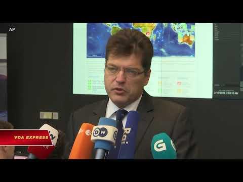 EU nỗ lực chống virus corona (VOA)