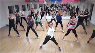 """Fitz and the Tantrums - """"Handclap"""" Zumba® Fitness Choreography"""