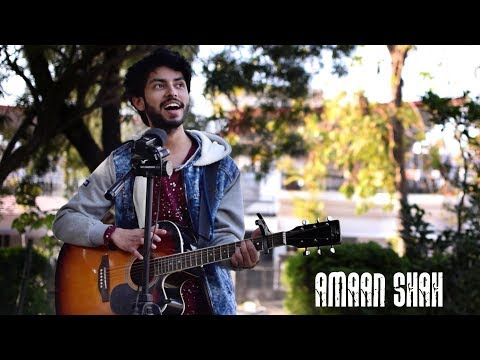 Bhuvan Bam New Song SANG HOON TERE LIVE HEARTBEAT STYLE | Amaan Shah