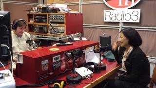 Seunghee Lee on RTHK Radio 3_Phil Whelan Show (Clip 1)