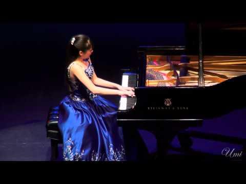 Umi Garrett - Beethoven Sonata No.14 Moonlight 3rd mvmt