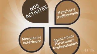 SSB MENUISERIE : Menuiserie extérieure, agencement intérieur et extérieur