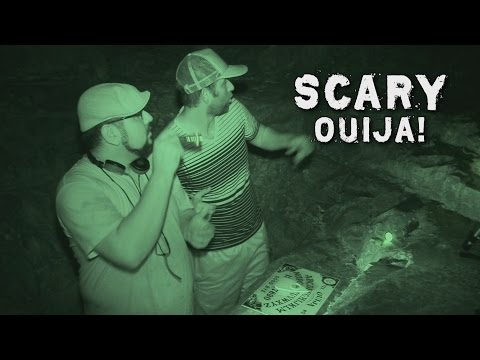 Ouija Board Shocks Paranormal Investigators! DE #93