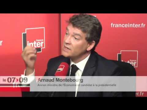 """Arnaud Montebourg sur Alstom: """"Le gouvernement doit faire en sorte de maintenir le site de Belfort"""""""