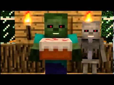 Minecraft I Baked A Cake Just For You