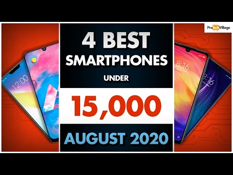 TOP 5 BEST PHONES UNDER 15000 In August 2020 | Sabse Best💥 | Pro Tech Village