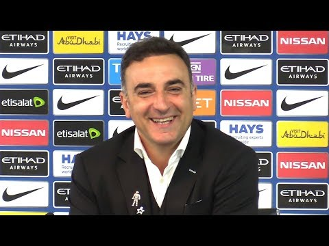 Manchester City 5-0 Swansea - Carlos Carvalhal Full Post Match Press Conference - Premier League