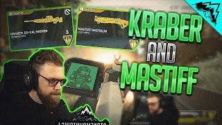 INSANE Mastiff & Kraber COMBO! - Apex Legends