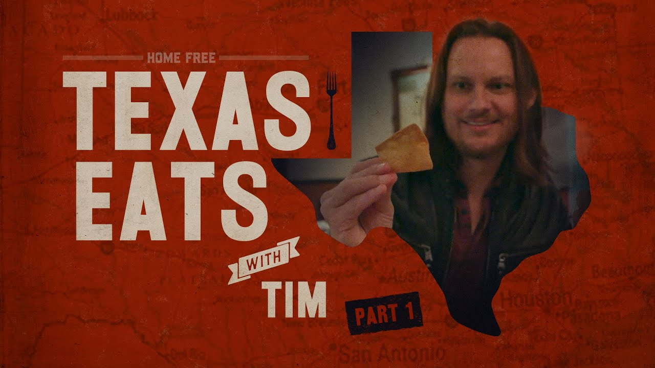 HOME AWAY FROM HOME - Episode 20: Texas Eats with Tim Foust