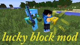 מוד ה-Lucky Block- בוב רע! בוב רע מאוד!