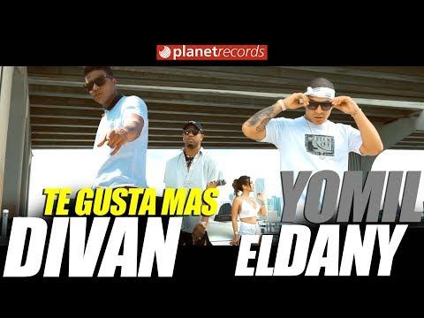 DIVAN x YOMIL y EL DANY - Te Gusta Mas (Official Video by Jorge Arroyo) Reggaeton Cubaton 2018